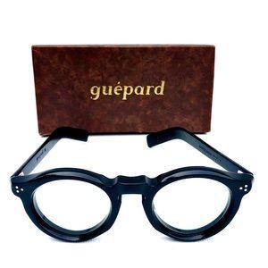 Guepard Round Lens Sunglasses